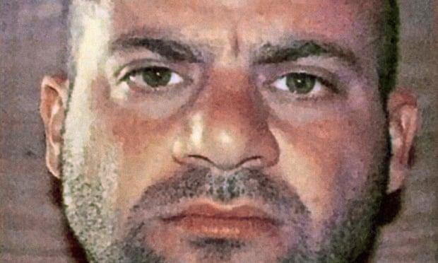 据称这是沙尔比的外貌 图片来源:《卫报》援引社交媒体
