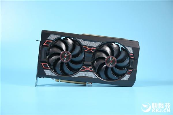 2099元真香!AMD RX 5600 XT国行拆解图赏