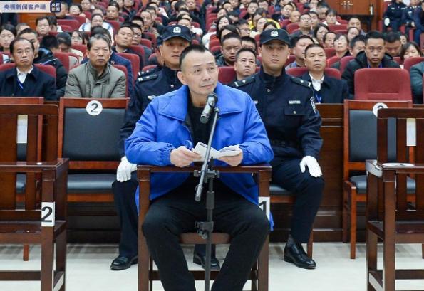杜少平被执行死刑 受害者儿子:将尽快安葬父亲