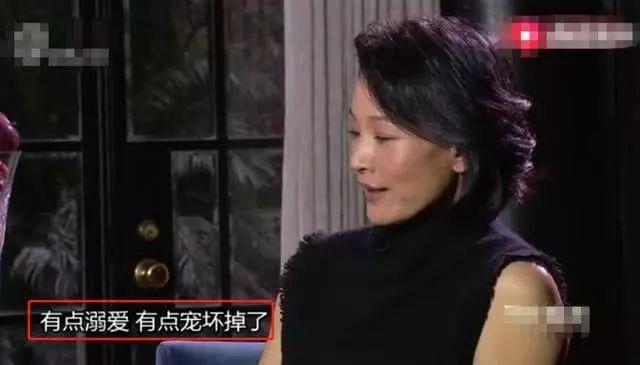 陈冲力捧17岁女儿当主角,普通话太差遭吐槽
