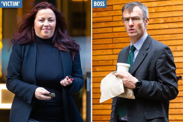 汇丰银行英国高管与女员工有染,又与另一女同事厕所里发生关系