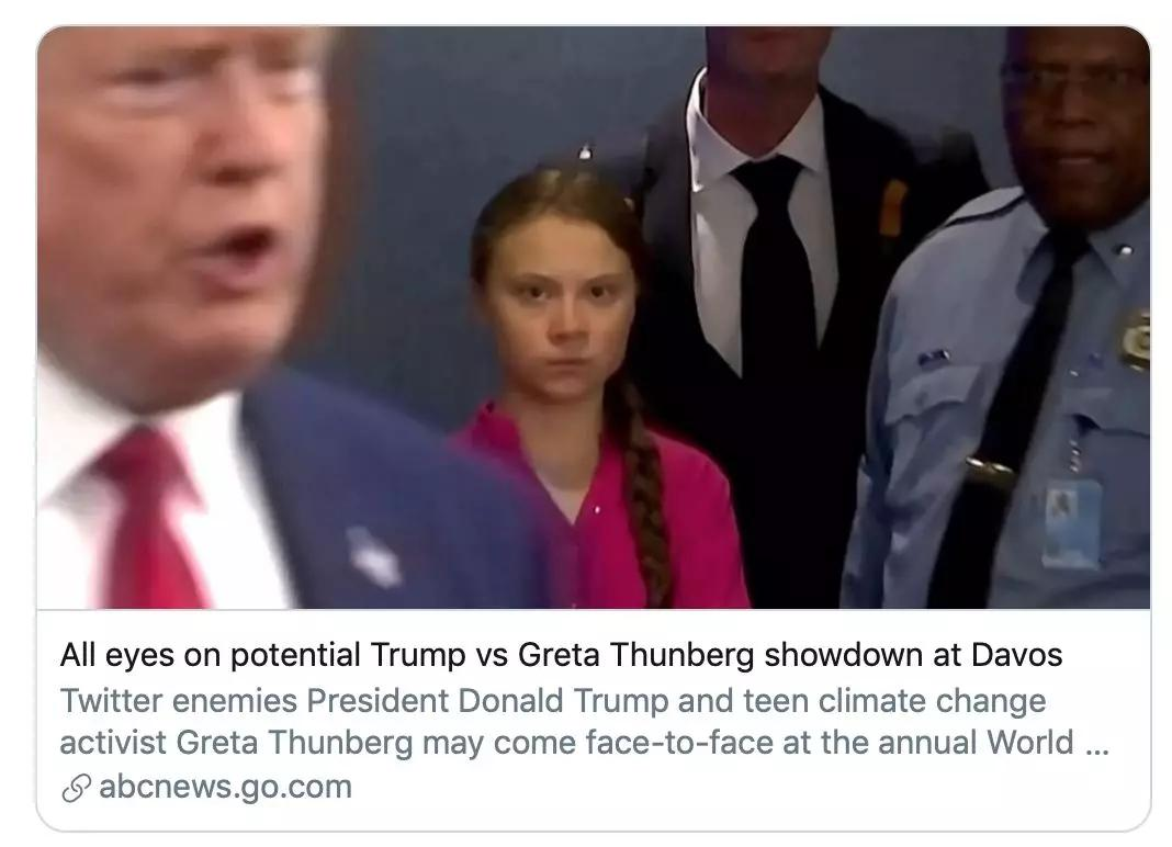 ABCnews报道截图