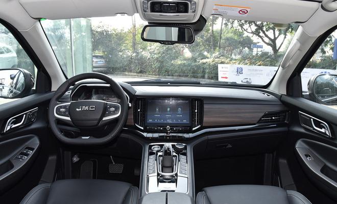 江铃驭胜新款S350正式上市 售15.98万元起