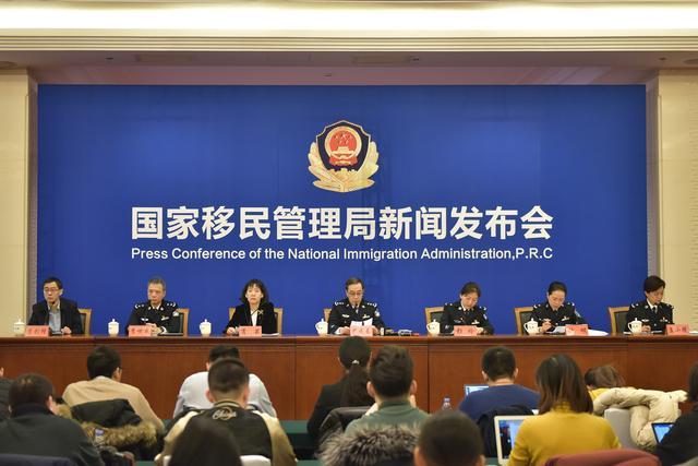 国家移民管理局推行出入境证件便利化,惠及800余万港澳居民和海外华侨