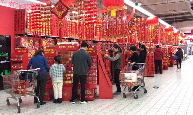 解锁新年新姿势 苏宁全场景年货节延展智慧零售新思路
