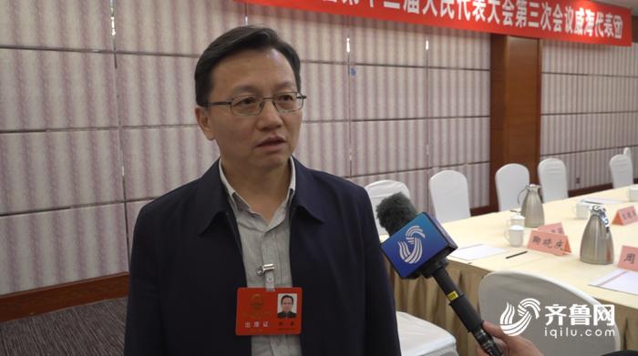 省人大代表张磊:医药行业要有一个全方位的知识产权保护意识