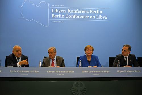 德媒:利比亚问题柏林峰会迈出积极一步