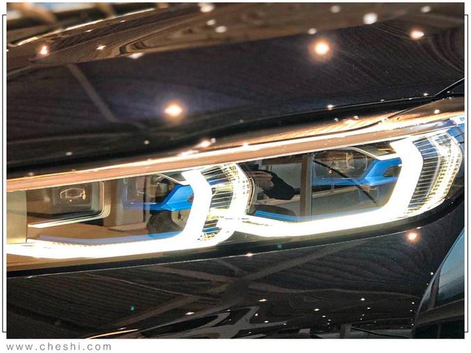 宝马7系插混版 搭3.0T引擎 油耗下降