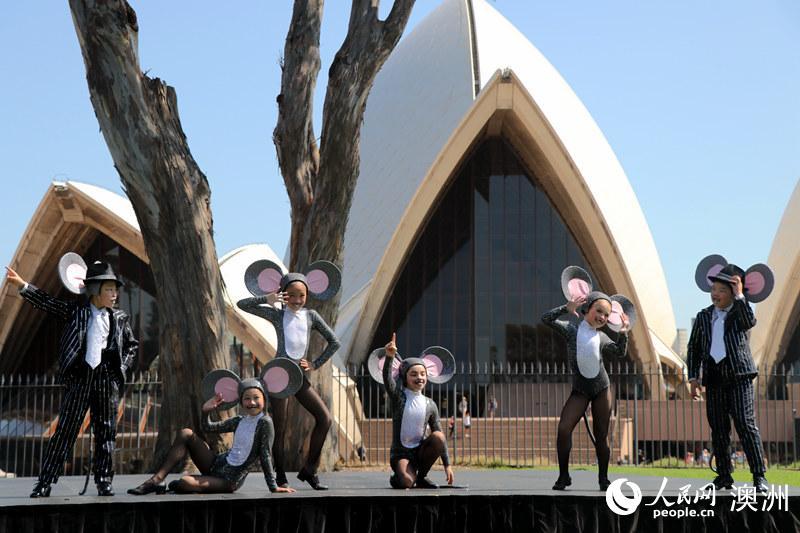 2020悉尼农历新年庆典即将开幕