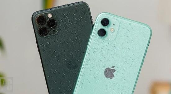 美国市场2019年Q4苹果手机销量,iPhone 11系列占比为69%