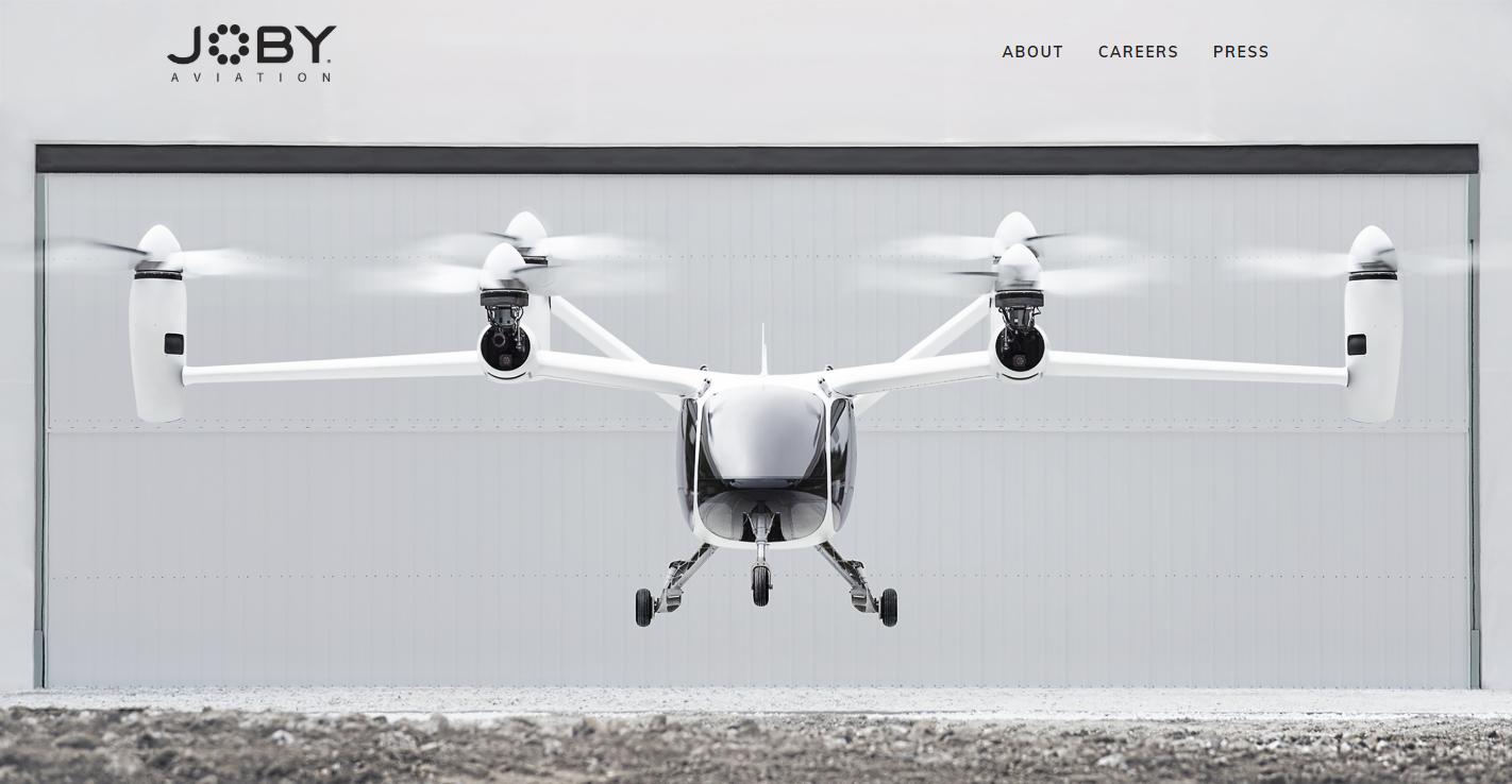 瞄准美国百亿美元的未来飞行汽车市场规模?「Joby Aviation」筹集5.9亿美元C轮融资