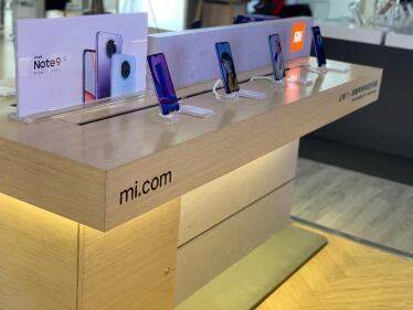 """一亿像素夜景相机Redmi Note9 5G版,京东五星电器""""首销价""""1299元起"""