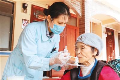 医院里建起了养老院(大健康观察·聚焦医养结合)