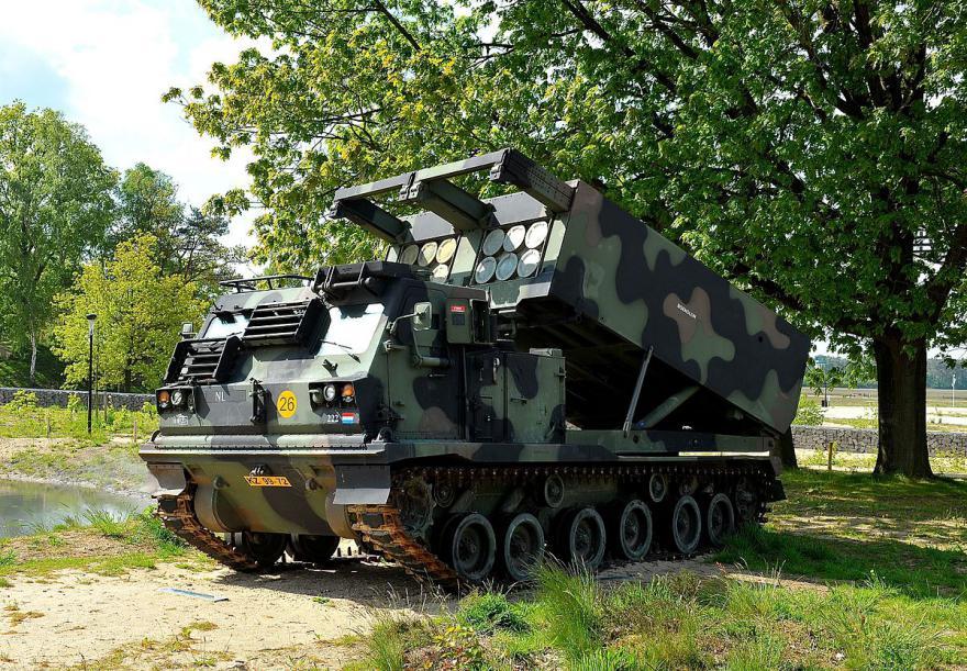 M270火箭炮换装了制导火箭弹和电子设备,作战性能逐步提升