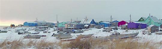阿拉斯加渔村 美国人口普查第一站