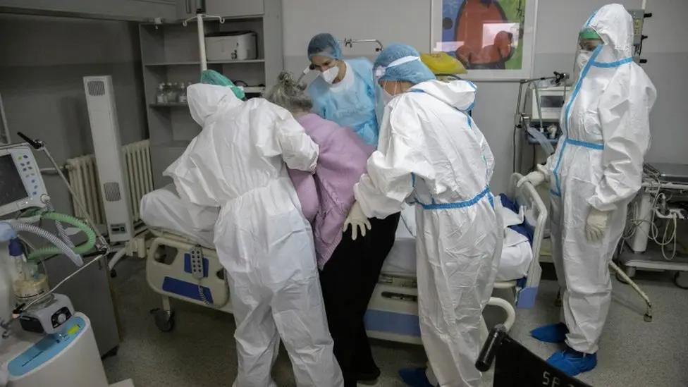 塞尔维亚新冠肺炎新增例6224例 累计确诊175438例
