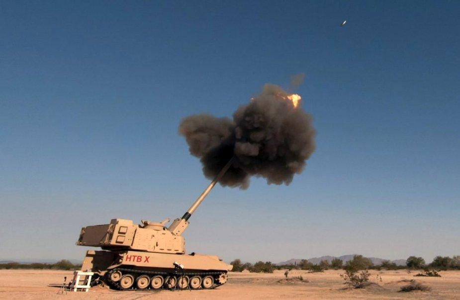 XM1299通过换装新型火炮,射程提升至130公里,远程打击能力大幅提高