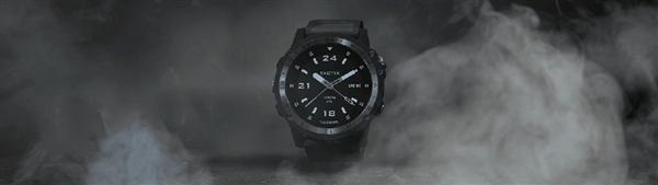 军规标准硬核智能手表 Garmin Tactix Delta发布:64天极限长续航