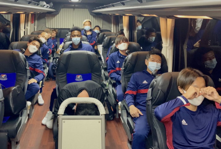 亚冠止步16强,J联赛球队横滨水手已返回日本