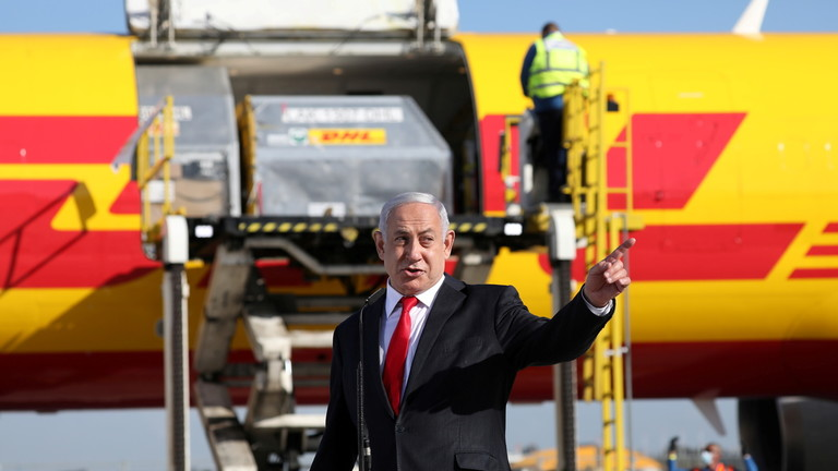 以色列总理自称要第一个接种辉瑞新冠疫苗