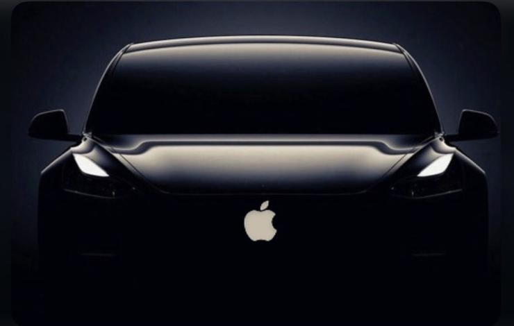 蘋果造車芯 劍指特斯拉