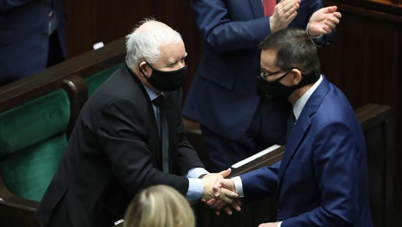 波兰众议院否决对副总理卡钦斯基的不信任案
