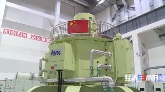 立軸脈沖發電機組
