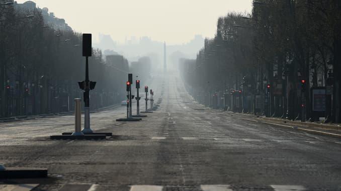 英报告:新冠疫情致2020年全球碳排放创最大降幅