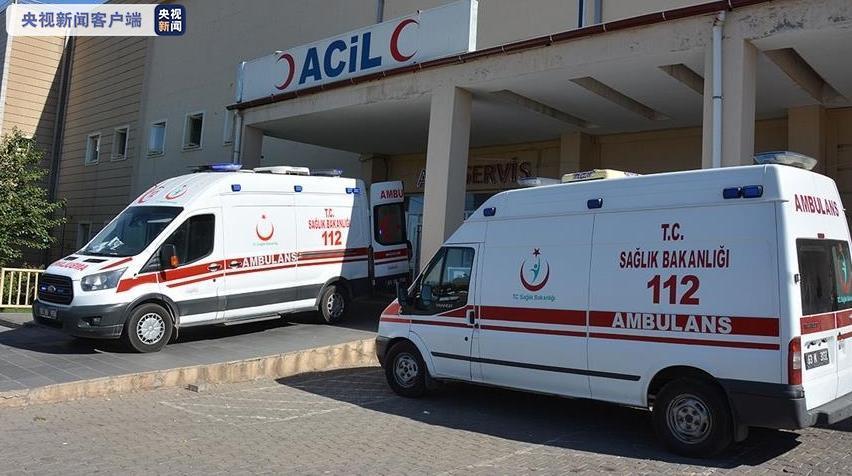 土耳其国防部:2名土士兵在叙利亚北部遇袭身亡