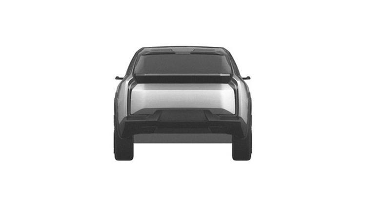 代号或为BZ3 丰田跨界电动中型车渲染图曝光