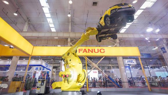 发那科上海机器人新工厂开建,投产后年产值将达100亿