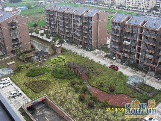 龙馨公寓 PK 新世纪花苑二期谁是上海热门小区?