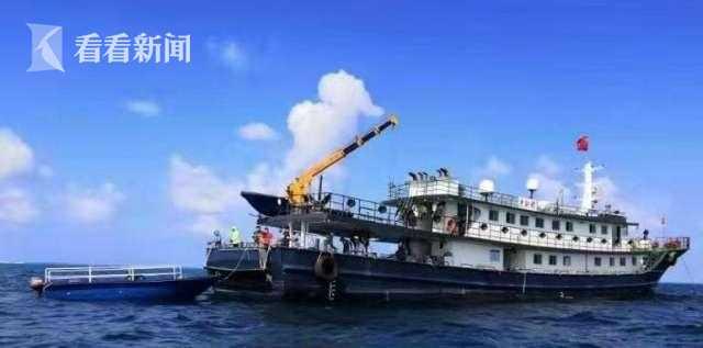 海南海警局查处首起涉嫌非法载客旅游海钓案件图片