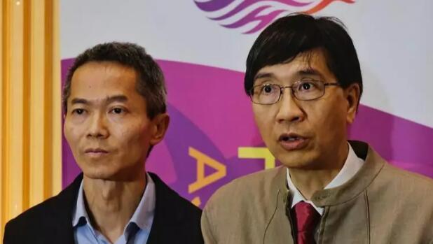 香港专家解释为何肺炎案例猛增: