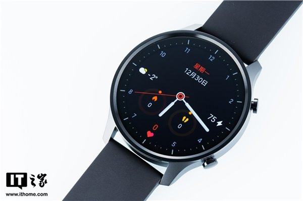 小米手表Color现已支持自主设置抬腕亮屏灵敏度