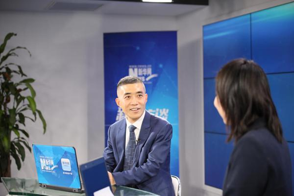 张涛:布局未来 全面回归服务实体经济本源