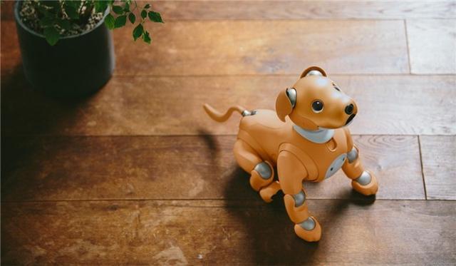 """索尼""""机器狗aibo""""出新年限定版:售价12500元"""
