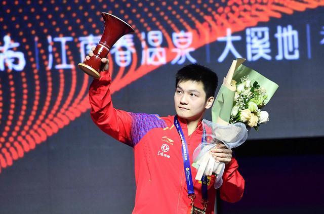 小胖樊振东已到成熟时 东京若夺冠将正式加冕国乒男队新一哥