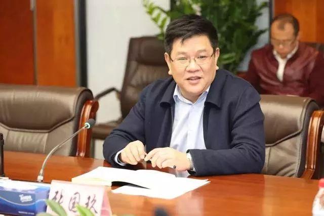 张国玖 图源:光明建发集团官网