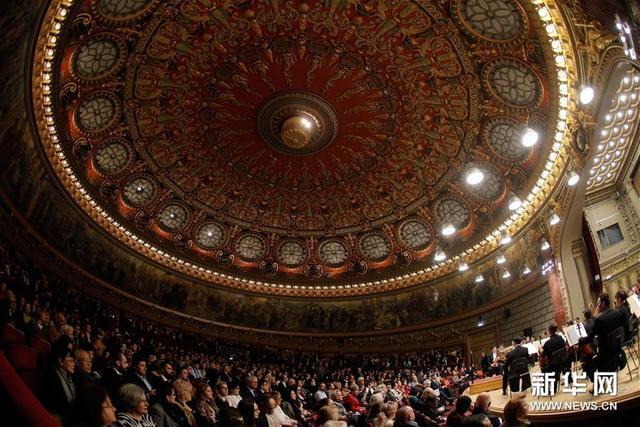 通讯:中罗同庆中国年——记中国爱乐乐团布加勒斯特新春音乐会