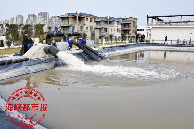 """""""避咸取淡""""池?独立清水池?来看福州水厂的""""蓄水神器"""""""