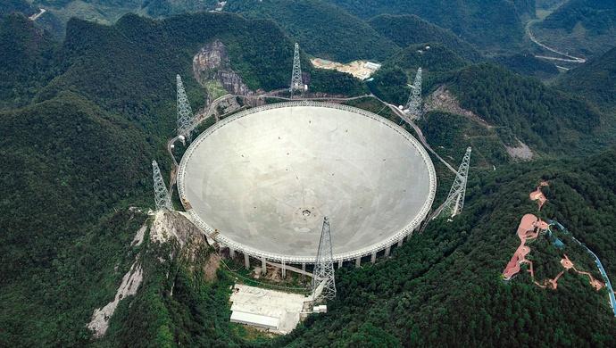 """让""""中国天眼""""更加""""耳聪目明"""",上海科学家为其数据传输和计算赋予""""加速度"""""""