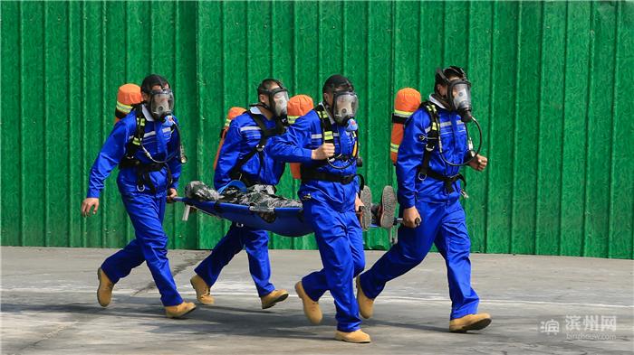 惠民县建成应急科普体验中心开展事故体验警示教育