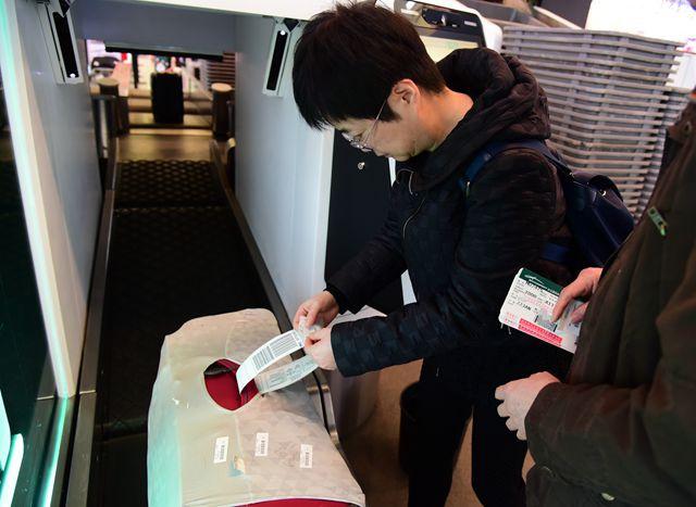 春运丨东航启动RFID行李全程跟踪系统