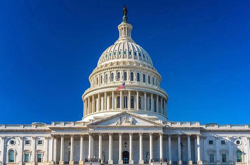 美国国会为避免政府停摆展开谈判