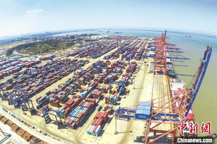 泉州获批设立首个保税物流中心 选址石湖港