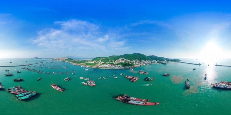 南方电网为民服务解难题 珠海海岛居民用上放心电