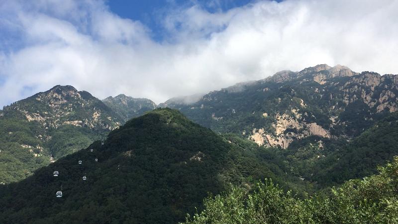 山东修订泰山保护条例 景区内捡拾带离山石最高罚款2万|山东