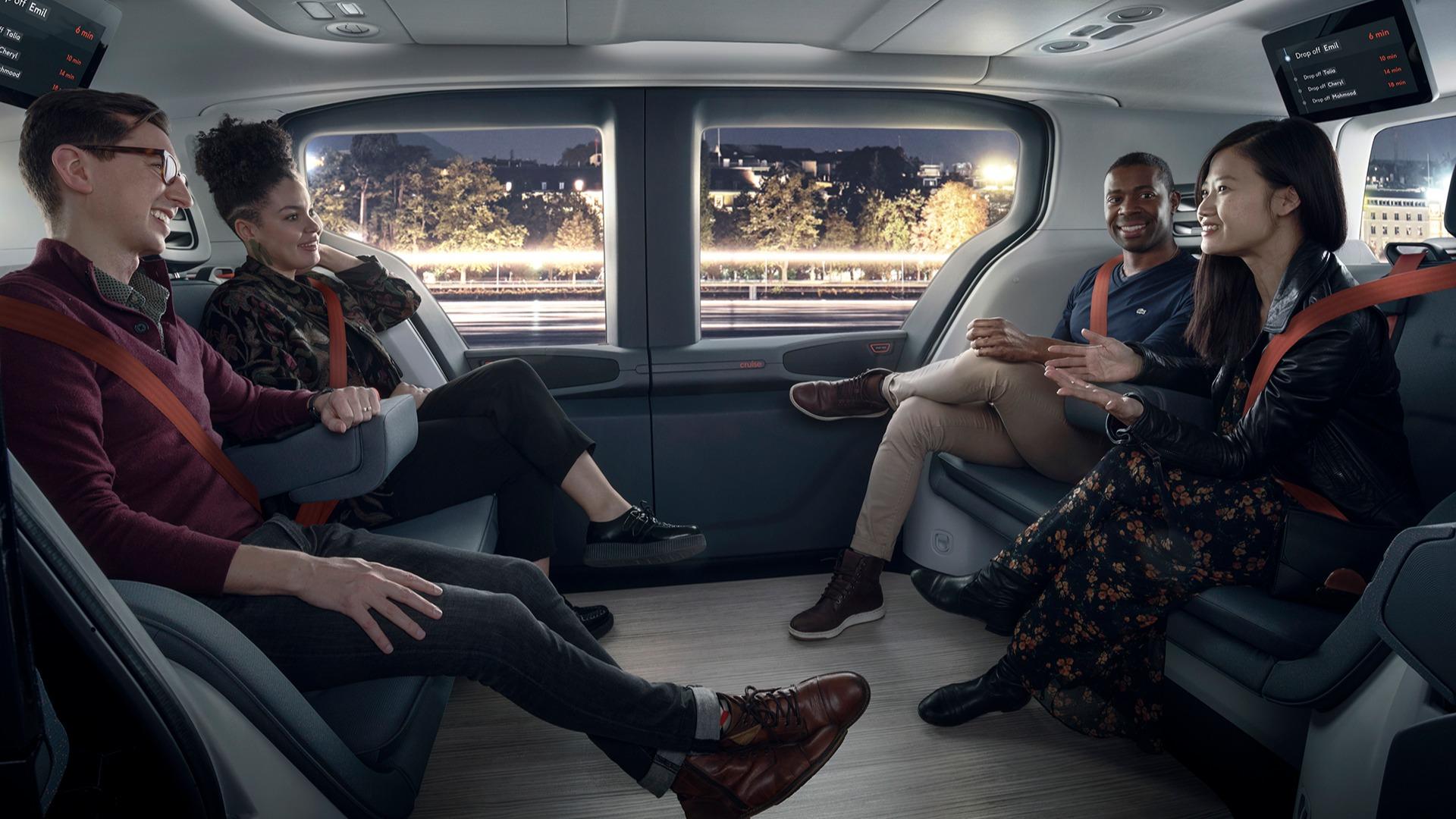 Cruise首款无人驾驶汽车落地 通用的转型焦虑有救了吗?
