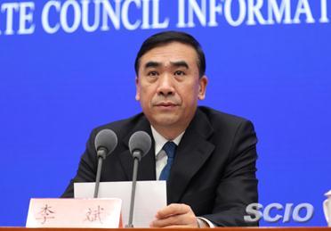 国家卫生健康委员会副主任李斌(刘健摄)